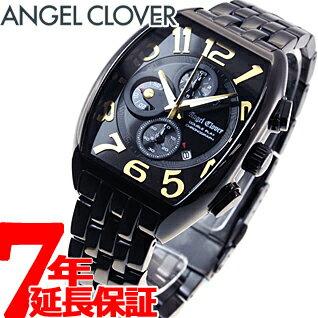 エンジェルクローバー Angel Clover 腕時計 メンズ ダブルプレイ DOUBLE PLAY クロノグラフ DP38BBG [正規品][送料無料][7年延長正規保証][ラッピング無料][サイズ調整無料]