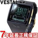 VESTAL WATCH ベスタル 腕時計 メンズ THE BRIG ザ・ブリッグ 14Kゴールド デジタル ヴェスタル BRGOLD
