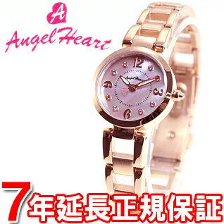 エンジェルハート Angel Heart 腕時計 レディース ラブタイム LV23PGA【対応】【即納可】 [正規品][送料無料][7年延長正規保証][ラッピング無料][サイズ調整無料] 対応