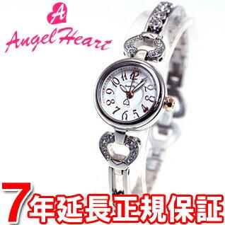 エンジェルハート Angel Heart 腕時計 レディース ピンキーハート Pinky Heart PH19SWSV [正規品][送料無料][7年延長正規保証][ラッピング無料][サイズ調整無料]