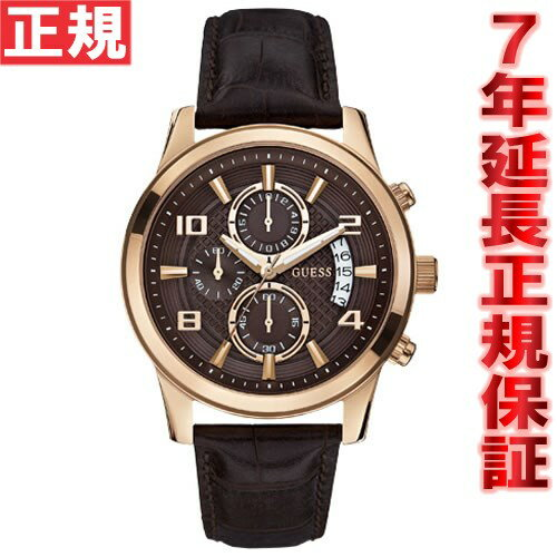 GUESS ゲス 腕時計 メンズ EXEC エグゼック W0076G4 [正規品][送料無料][7年延長正規保証][ラッピング無料]