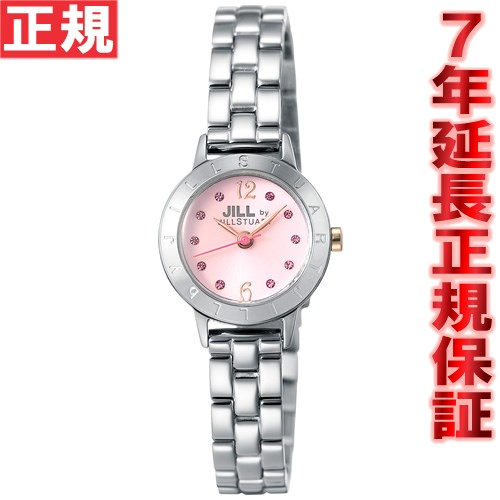 ジルバイ ジルスチュアート JILL by JILLSTUART 腕時計 レディース ロゴ…...:asr:10048180