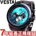【2000円OFFクーポン!8月24日23時59分まで!】VESTAL WATCH ベスタル 腕時計 メンズ THE ZR-3 ザ ゼットアールスリー クロノグラフ ヴェスタル ZR3034