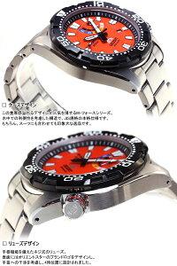 オリエントエムフォースORIENTM-FORCE200mリバイバルREVIVALダイバーズウォッチ腕時計メンズ自動巻きオートマチックWV0201EL