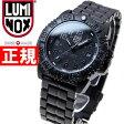 ルミノックス LUMINOX 腕時計 メンズ ネイビーシールズ NAVY SEALS COLORMARK 3050 SERIES ブラックアウト 3052Blackout【正規品】【7年延長正規保証】