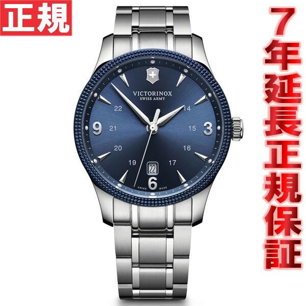 ビクトリノックス VICTORINOX 腕時計 メンズ アライアンス ALLIANCE ソルジャーナイフセット ヴィクトリノックス 241711.1 [正規品][送料無料][7年延長正規保証][ラッピング無料][サイズ調整無料]