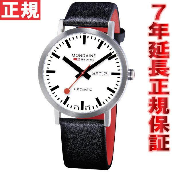 モンディーン MONDAINE 腕時計 メンズ クラシック オートマチック Classic Automatic A132.30359.16SBB【モンディーン MONDAINE 2015 新作】【正規品】【送料無料】【5年延長正規保証】【楽ギフ_包装】