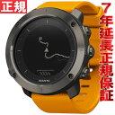 スント トラバース アンバー SUUNTO TRAVERSE AMBER 腕時計 GPSウォッチ Bluetooth搭載 SS021844000