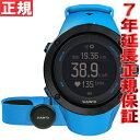 【5%OFFクーポン!5月25日23時59分まで!】スント アンビット3 ピーク サファイアブルー (HR) SUUNTO AMBIT3 PEAK SAPPHIRE BLUE (HR) GPSウォッチ Bluetooth搭載 腕時計 SS022305000