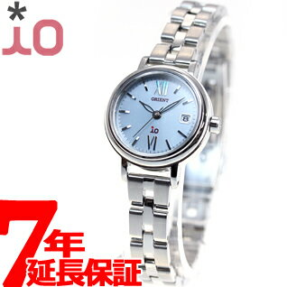 オリエント イオ ORIENT iO ソーラー 腕時計 レディース ナチュラル&プレイン WI0071WG【対応】【即納可】 [正規品][送料無料][7年延長正規保証][ラッピング無料][サイズ調整無料] 対応
