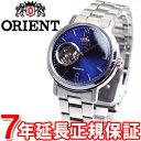 オリエント ORIENT スタイリッシュ&スマート 腕時計 メンズ/レディース 自動巻き オートマチック セミスケルトン WV0421DB