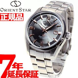 オリエントスター ORIENT STAR 腕時計 メンズ 自動巻き オートマチック アーバンスタンダード チタニウム WZ0011AF