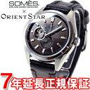 【2000円OFFクーポン!5月25日23時59分まで!】オリエントスター ORIENT STAR ソメスサドル コラボモデル 腕時計 メンズ 自動巻き WZ0111DK