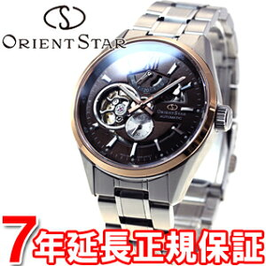 オリエントスターORIENTSTARORIENT65周年記念世界限定モデル腕時計メンズ自動巻きオートマチックモダンスケルトンWZ0261DK
