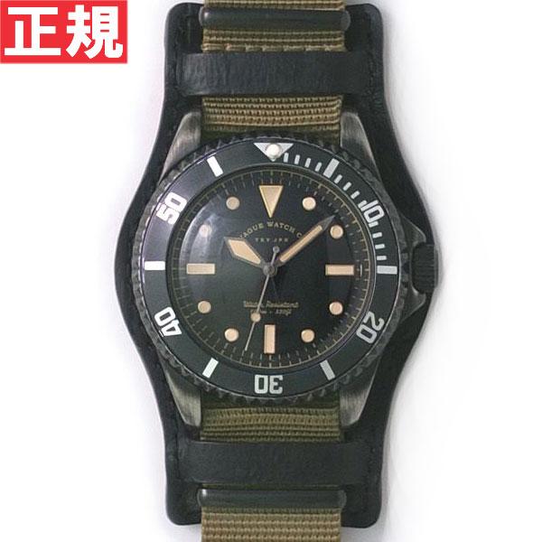 ヴァーグウォッチ VAGUE WATCH Co. 腕時計 BLK SUB+GUIDI BASE ホースレザーベルト BS-L-B001【2016 新作】【対応】【即納可】 [正規品][送料無料] 対応
