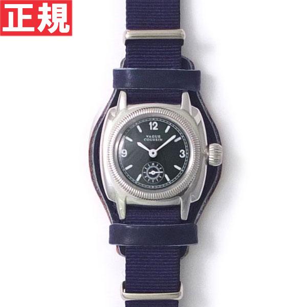 ヴァーグウォッチ VAGUE WATCH Co. 腕時計 COUSSIN MIL レディース クッサンミリタリー CO-S-007-05NV【2016 新作】 [正規品][送料無料]
