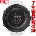 スント アンビット3 バーティカル ホワイト SUUNTO AMBIT3 VERTICAL WHITE GPSウォッチ Bluetooth搭載 腕時計 SS021967000