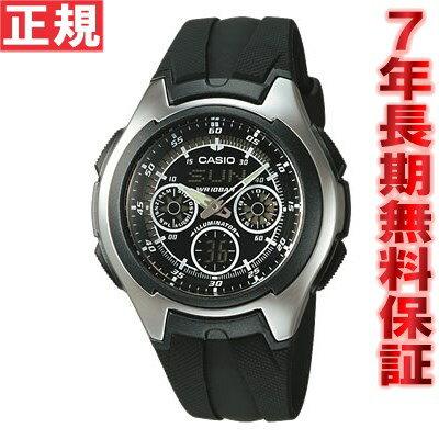 カシオ casio 腕時計 スタンダード AQ-...の商品画像