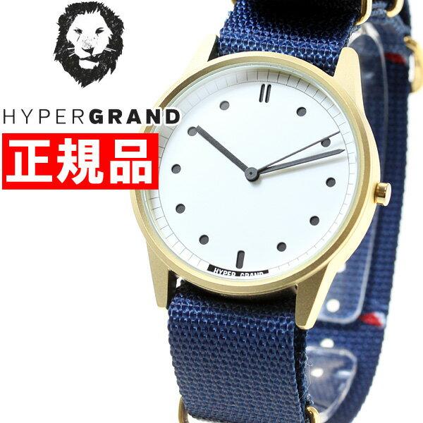 ハイパーグランド HYPERGRAND 腕時計 メンズ レディース ゼロワンナトー 01NATO NW01RAMAF [正規品][送料無料][7年延長正規保証][ラッピング無料]