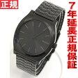 ニクソン NIXON タイムテラー TIME TELLER 腕時計 メンズ オールブラック NA045001-00【正規品】【送料無料】【NIXON ニクソン NA045001-00】