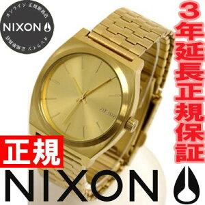 【送料無料】ニクソン腕時計メンズTHETIMETELLERオールゴールドゴールドNA045511-00