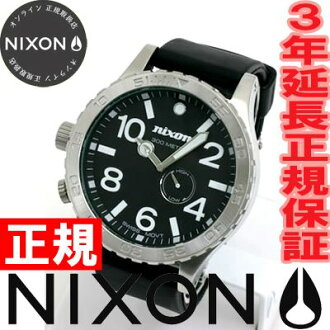 Nixon NIXON 51-30 PU black NA058000-00 watch tide powered