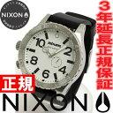 【送料無料】ニクソン 腕時計 NIXON メンズ THE 51-30 PU ホワイト NA058100-00