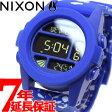 ニクソン NIXON ユニット UNIT 腕時計 メンズ コバルトスポックル NA1972303-00【NIXON ニクソン NA1972303-00 2016 新作】【正規品】【送料無料】【7年延長正規保証】【楽ギフ_包装】