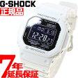 カシオ Gショック CASIO G-SHOCK 5600 腕時計 メンズ ペアウォッチ ホワイト デジタル GW-M5610MD-7JF【正規品】【7年長期無料保証】