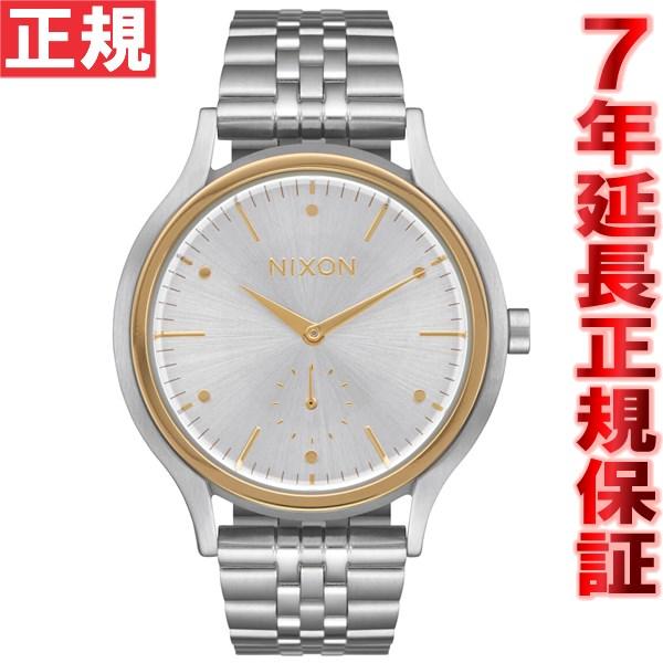 ニクソン NIXON サラ SALA 腕時計 レディース シルバー/ゴールド NA9941921-00【2016 新作】 [正規品][送料無料][7年延長正規保証][ラッピング無料][サイズ調整無料]
