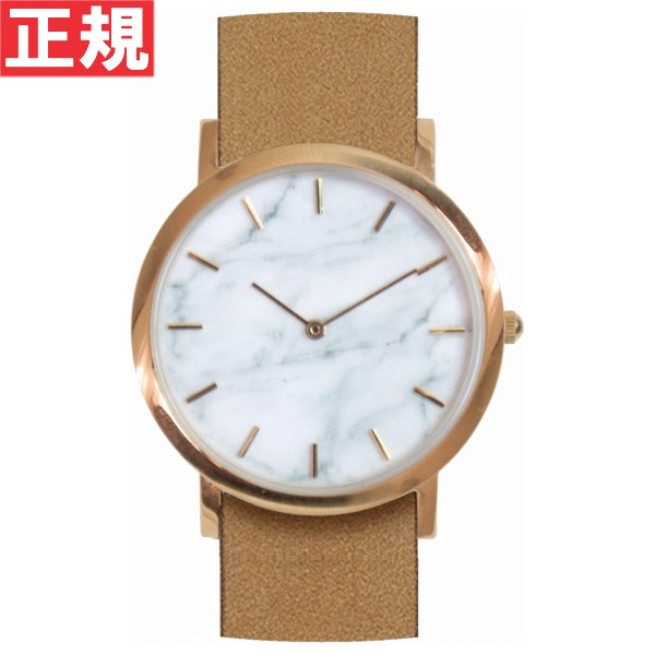 analog Watch アナログウォッチ 腕時計 メンズ Classic COLLECTION クラシックコレクション GT-CW Tanst WH marble 大理石 9823022 [正規品][送料無料][ラッピング無料]
