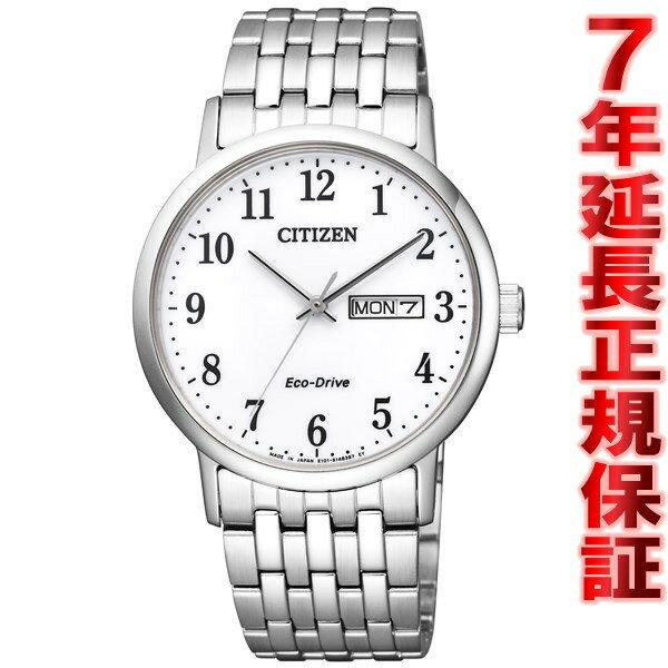 シチズン コレクション CITIZEN COLLECTION エコドライブ ソーラー 腕時計 メンズ ペアウォッチ デイデイト BM9010-59A【2016 新作】