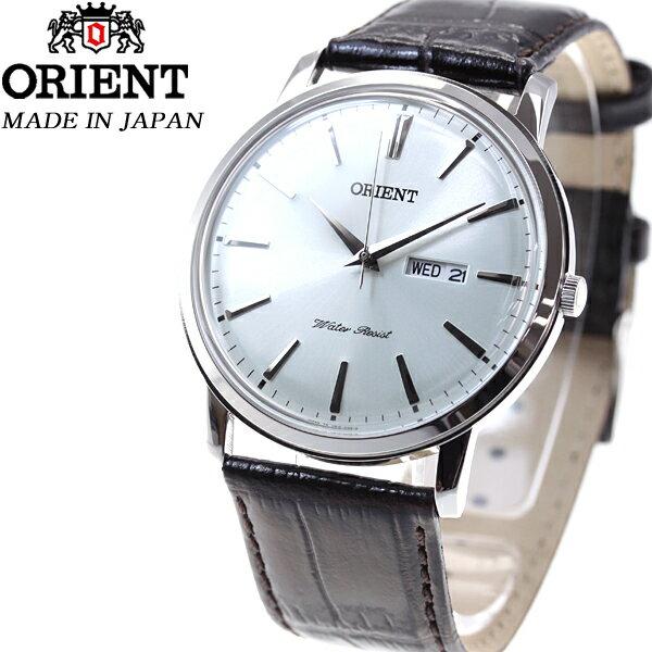 オリエント ORIENT 逆輸入モデル 海外モデル 腕時計 メンズ/レディース クラシックデザイン SUG1R003W6【2016 新作】【あす楽対応】【即納可】
