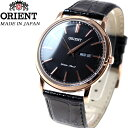 オリエント ORIENT 逆輸入モデル 海外モデル 腕時計 メンズ/レディース クラシックデザイン SUG1R004B6【2016 新作】