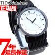ティッドウォッチズ TID Watches 腕時計 メンズ/レディース ティッドウォッチ No.1 コレクション TID01-36WH/NBK【2016 新作】
