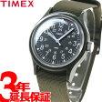 1000円クーポン!10月24日9時59分まで!タイメックス TIMEX ヘリテージコレクション オリジナル キャンパー 完全復刻モデル Heritage Collection Original Camper 腕時計 メンズ TW2P88400