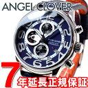 エンジェルクローバー Angel Clover 腕時計 メンズ ダブルプレイ DOUBLE PLAY クロノグラフ DP44SNV-NV【2016 新作】【あす楽対応】【即納可】