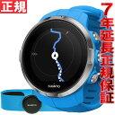 スント スパルタン スポーツ SUUNTO SPARTAN SPORT ブルー (HR) 腕時計 GPS スマートウォッチ SS022652000【2016 新作】