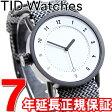 ティッドウォッチズ TID Watches 腕時計 メンズ/レディース ティッドウォッチ No.1 コレクション TID01-TW WH/GRANITE【2016 新作】
