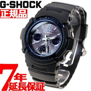 カシオGショックCASIOG-SHOCK電波ソーラー腕時計メンズAWG-M100A-1AJF