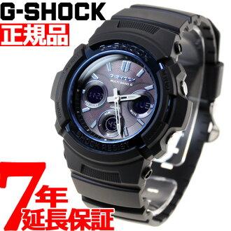 G-shock G shock Casio wave solar GSHOCK watch mens AWG-M100A-1AJF
