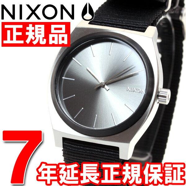 ニクソン NIXON タイムテラー TIME TELLER 腕時計 メンズ/レディース ガンメタルサンレイ/ブラック NA0452454-00【2016 新作】【対応】【即納可】 [正規品][送料無料][7年延長正規保証][ラッピング無料] 対応