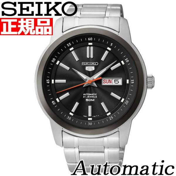 セイコー5 SEIKO5 セイコーファイブ 腕時計 メンズ セイコー 逆輸入 自動巻き メカニカル SNKM89K1(SNKM89KC)【2016 新作】 [正規品][送料無料][ラッピング無料][サイズ調整無料]