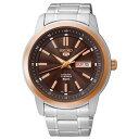 セイコー5 SEIKO5 セイコーファイブ 腕時計 メンズ セイコー 逆輸入 自動巻き メカニカル SNKM90K1(SNKM90KC)【あす楽対応】【即納可】