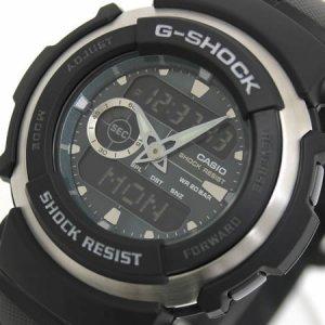 カシオG-SHOCK腕時計G-SPIKEアナログ/デジタルコンビシリーズG-300-3AJFCASIOG-ショック