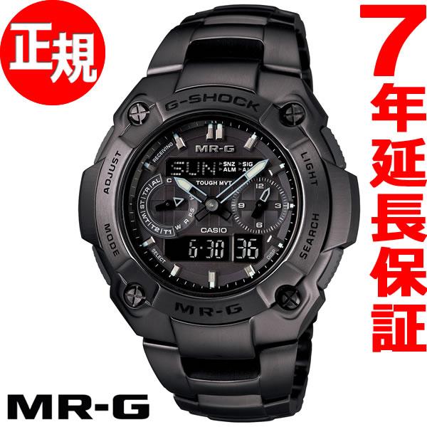 MR-G G-SHOCK 電波 ソーラー 電波時計 カシオ Gショック 腕時計 メンズ アナデジ タフソーラー クロノグラフ MRG-7700B-1BJF