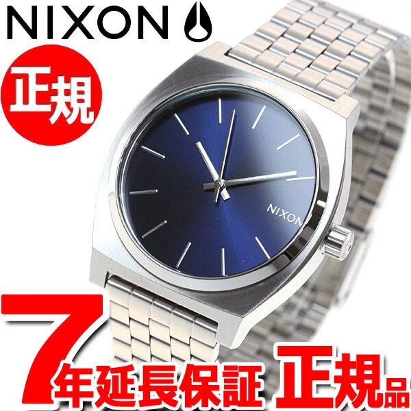ニクソン NIXON タイムテラー TIME TELLER 腕時計 メンズ ブルーサンレイ NA0451258-00【2017 新作】【対応】【即納可】 [正規品][送料無料][7年延長正規保証][ラッピング無料][サイズ調整無料] 対応耐震性