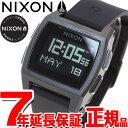 ニクソン NIXON ベース タイド BASE TIDE 腕時計 レディース オールブラック NA1104001-00【2017 新作】