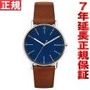 スカーゲン SKAGEN 腕時計 メンズ シグネチャー SIGNATUR SKW6355【2017 新作】