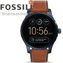 フォッシル FOSSIL スマートウォッチ ウェアラブル Q MARSHAL Qマーシャル 腕時計 メンズ/レディース FTW2106【2016 新作】【正規品】